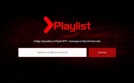 Foto do Playlist TV
