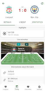GoalAlert – Live Football Scores 3