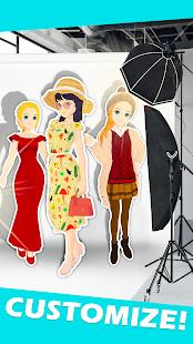 ドレスコード:ファッションの変身プロジェクト
