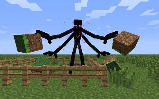 Mutant Creatures Mod for MCPE screenshots 3