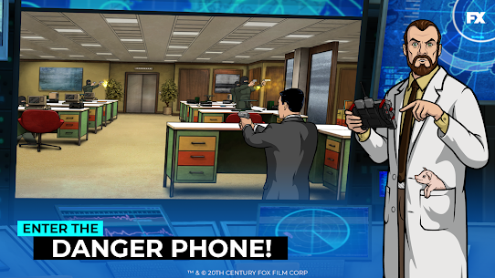 Archer  Danger Phone Idle Game Apk 3
