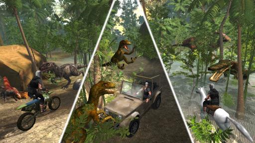 Dinosaur Assassin: Online Evolution 21.1.2 screenshots 2