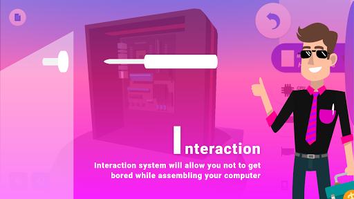 PC Creator PRO - PC Building Simulator Game  screenshots 2