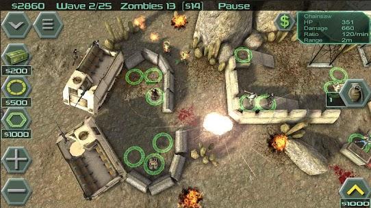 Zombie Defense Mod Apk 12.8.3 (A Lot of Gold Coins) 8