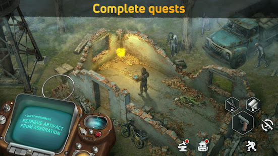 Dawn of Zombies: Survival after the Last War Mod Apk