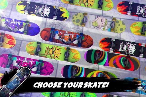 true skateboarding ride skateboard game freestyle screenshot 2