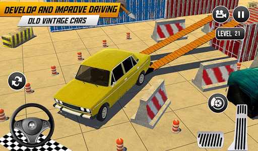 Prado Car Parking Game: Extreme Tracks Driving 3D  screenshots 11
