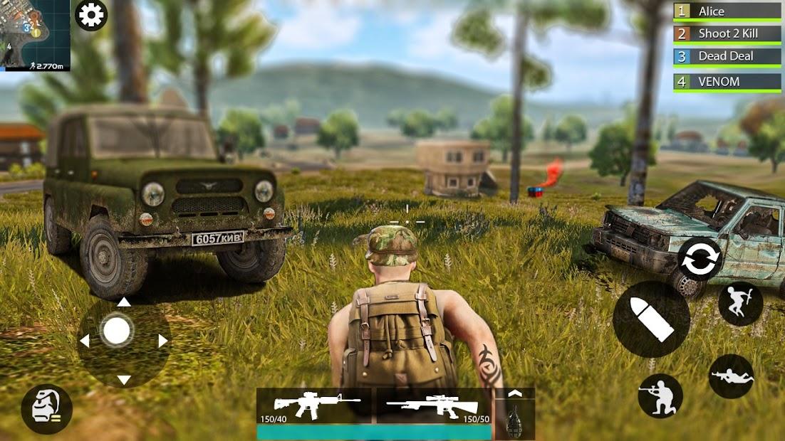 Captura de Pantalla 13 de Battle Combat Strike (BCS) - juegos de disparos para android