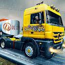 City Oil Tanker: Truck Driving Simulator Games