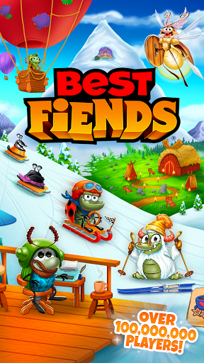 Best Fiends - Free Puzzle Game 8.9.0 screenshots 8