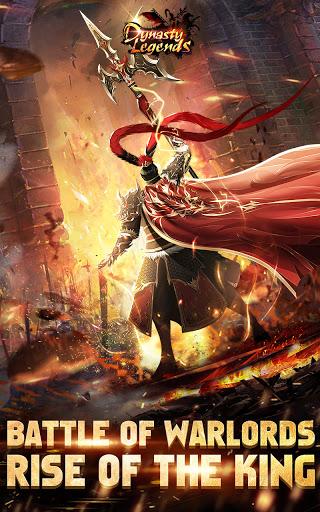 Dynasty Legends: True Hero Rises from Chaos 11.1.602 screenshots 1