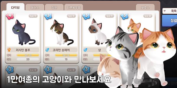 고롱고롱 고양이(Beta) 1.0.47