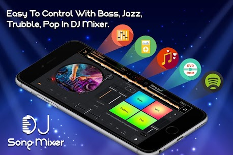 DJ Song Mixer : For Pc (Free Download – Windows 10/8/7 And Mac) 2