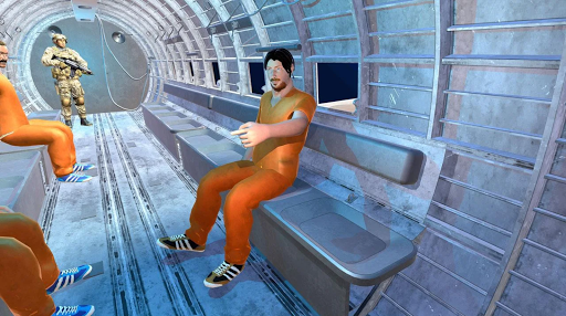 Army Prisoner Transport & Army Plane Game 3d  Pc-softi 5