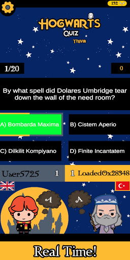 Quiz for Hogwarts HP screenshots 24