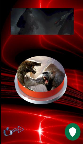 Captura de Pantalla 5 de KING KONG vs GODZILLA | Movie | Sound para android