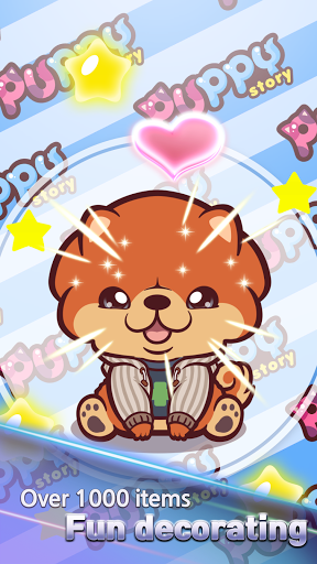 Puppy Story : Doggy Dress Up Game  screenshots 2