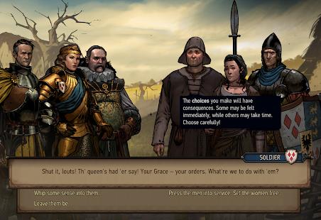 The Witcher Tales: Thronebreaker  Screenshots 16