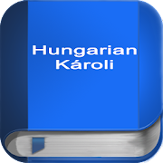 App Icon for Biblia Magyarul App in Slovakia Google Play Store