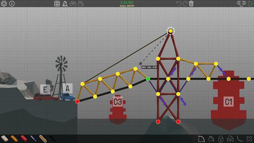 Poly Bridge Apkfinish screenshots 1