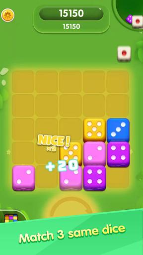 Dice Garden - Number Merge Puzzle apkdebit screenshots 4
