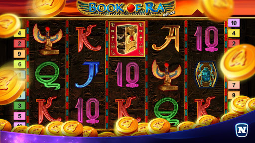 Book of Rau2122 Deluxe Slot screenshots 3