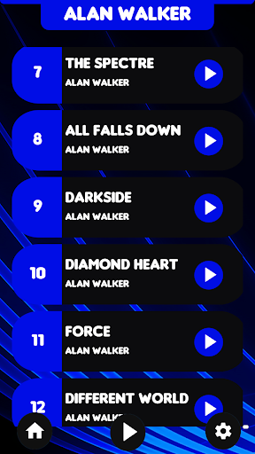 Alan Walker Piano Tiles DJ 3.8 screenshots 5
