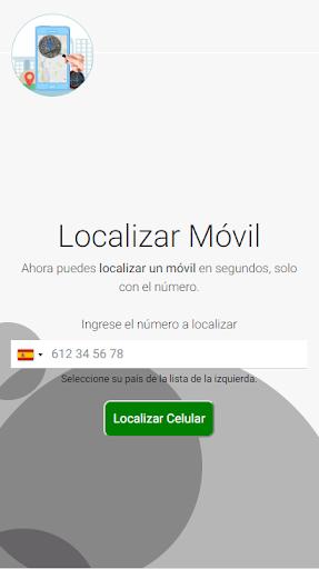 Localizar Movil por Numero  Screenshots 2