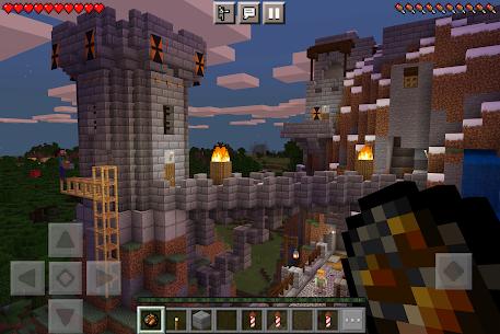 Minecraft MOD APK Unlocked GOD Mode 10