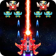 Galaxy Attack: Robot Transform Chicken Shooter
