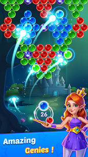 Bubble Shooter Genies 7