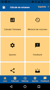 Tank Volume Calc Pro Apk for Android 1