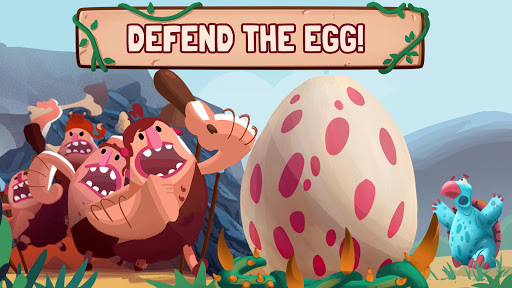Dino Bash - Dinosaurs v Cavemen Tower Defense Wars 1.3.10 Screenshots 9