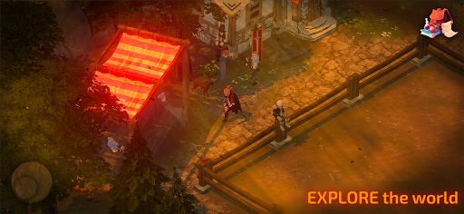 Slash of Sword 2 - Offline RPG Action Strategy  screenshots 2