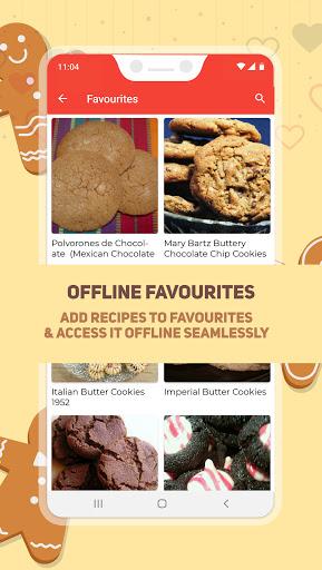 Cookies And Brownies Recipes  Screenshots 5