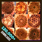 Gol Tikki Mehndi Designs 2020 (Offline)