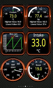 Torque Pro (OBD 2 & Car) 2