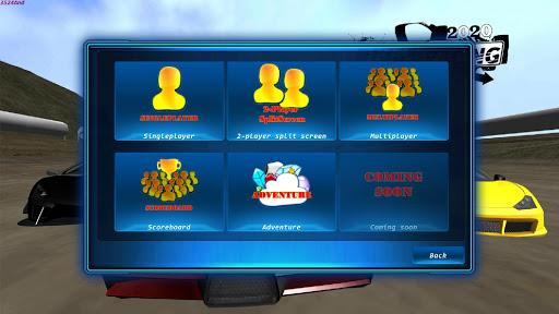 TrackRacing Online screenshots 2