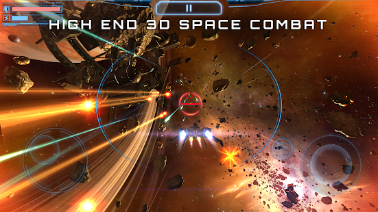 Subdivision Infinity: 3D Space Shooter