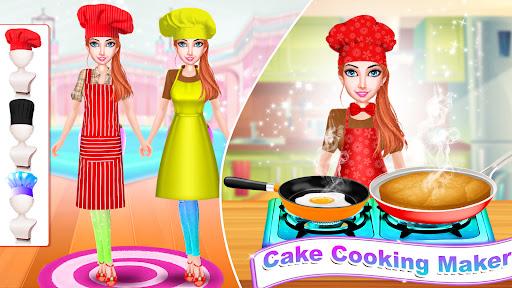 Cake Maker And Decorate - Cooking Maker Games apkdebit screenshots 1