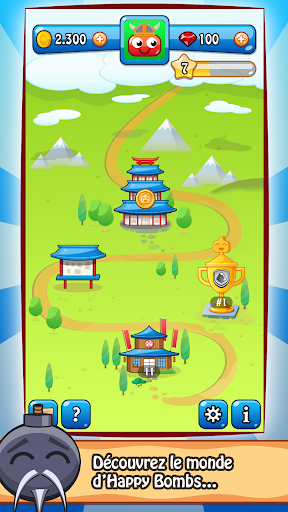 Télécharger Gratuit Happy Bombs mod apk screenshots 4