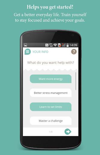 mindfit screenshot 1