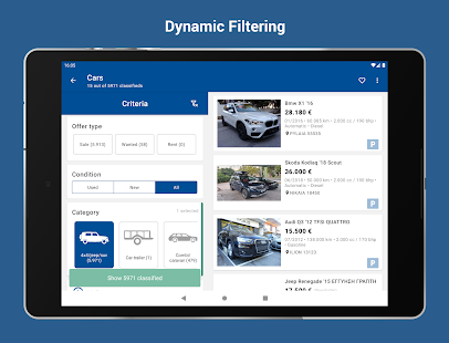 Car.gr: Automobile and parts market in Greece 2.10.2 Screenshots 14