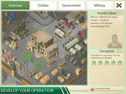 Rebel Inc. 1.8.1 Screenshots 17