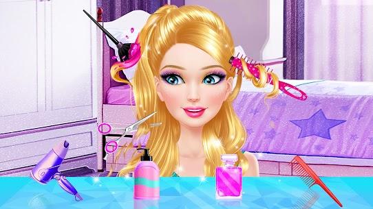 Makeover Games  Fashion Doll Makeup Dress up Apk Download 3