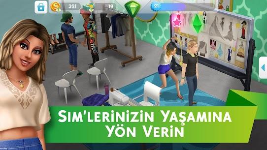 The Sims™ Mobil + Para Hile Apk indir v25.0.1.108301 4