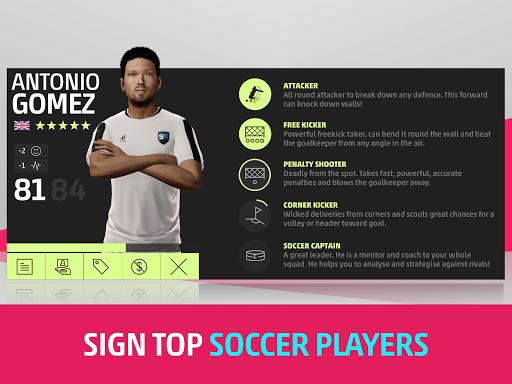 SEASON Pro Football Manager - Football Management 4.1.17 Screenshots 18