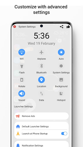 Launcher  Galaxy S21 Style 21.0 Screenshots 15