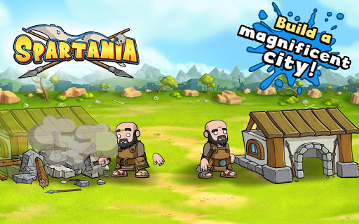 Spartania: The Orc War! Strategy & Tower Defense! 3.17 Screenshots 2