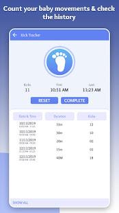 MomDiary: Week by week Pregnancy Tracker
